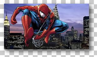 The Amazing Spider-Man Comic Book Marvel Comics PNG