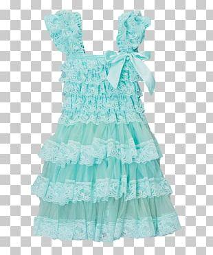 Ruffle Sleeve Dress Satin Clothing PNG