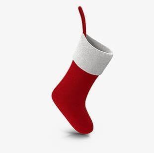 Christmas Stocking PNG