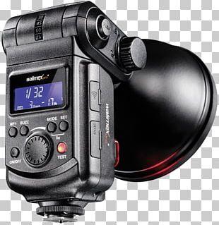 Digital SLR Camera Lens Light Camera Flashes Single-lens Reflex Camera PNG