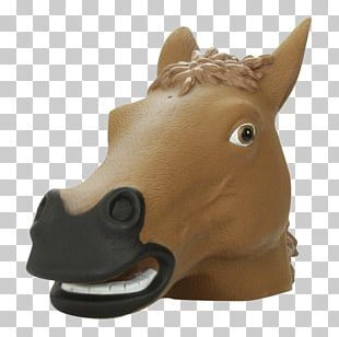 Horse Head Mask Squirrel Gray Wolf PNG