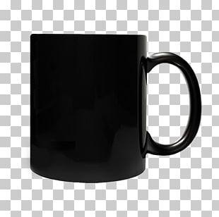 Mug Glass Ceramic Handle Coffee Cup PNG