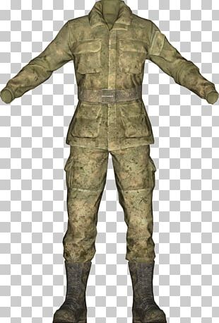 Fallout 4 Fallout: New Vegas Military Camouflage Soldier Fallout 3 PNG