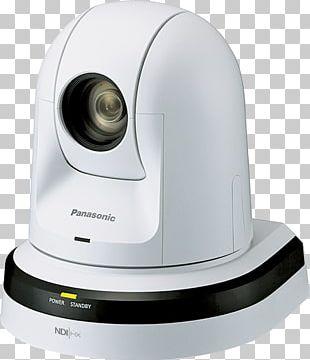 Pan–tilt–zoom Camera Panasonic AW-HE40HW HDMI PNG