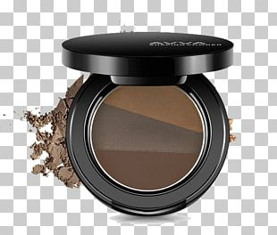 Eyebrow Cosmetics Make-up Powder PNG