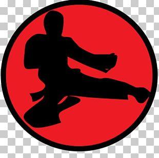 Martial Arts Taekwondo Karate Shotokan Logo PNG