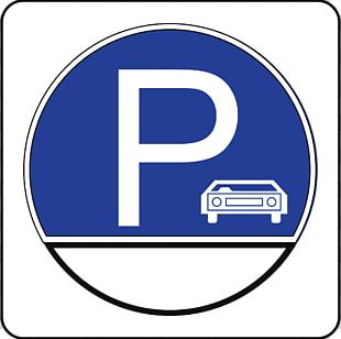 Car Park Traffic Sign Parking Motorcycle PNG