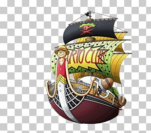 One Piece Treasure Cruise Monkey D. Luffy Ship Navy PNG