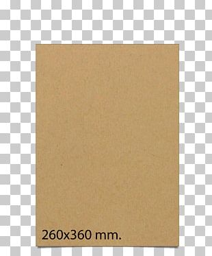 Paper Rectangle PNG