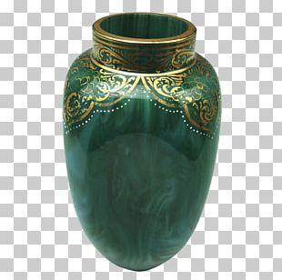Johann Loetz Witwe Vase Art Nouveau Decorative Arts PNG