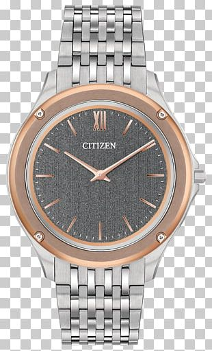 Solar-powered Watch Eco-Drive Citizen Holdings Clock PNG