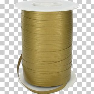 Paper Ribbon Silver Gold Millimeter PNG