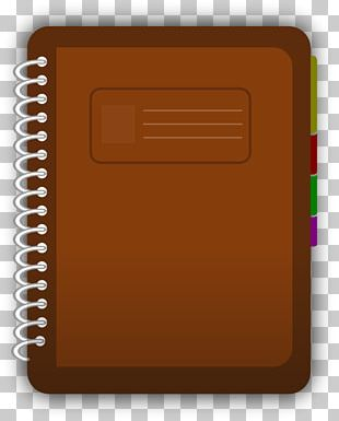 Diary Book PNG