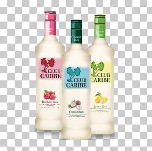 Liqueur Glass Bottle Wine Rum Caribbean PNG