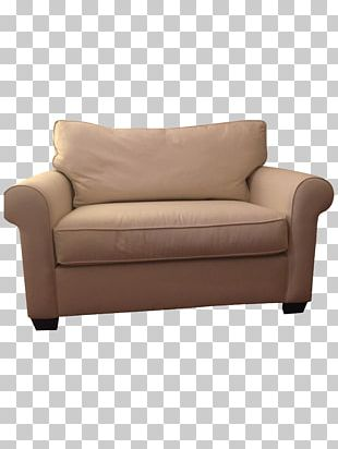 Loveseat Sofa Bed Slipcover Couch Club Chair PNG