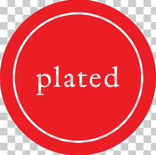 Plated Meal Delivery Service Logo Business Meal Kit PNG