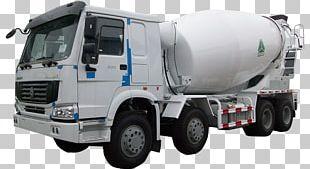 Cement Mixers Dump Truck Concrete Sinotruk (Hong Kong) PNG