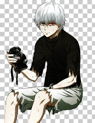 Tokyo Ghoul Anime Wall Manga PNG
