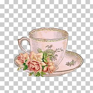 Tea Party Teacup Teapot PNG