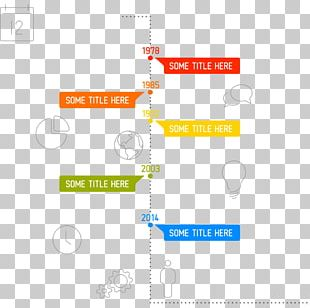 Timeline Template Infographic PNG