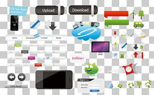 Menu Web Template Icon PNG