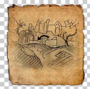 Elder Scrolls Online: Clockwork City Treasure Map Cyrodiil PNG