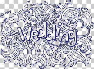 Wedding Invitation Ornament Euclidean PNG