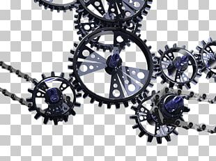 Gear Chain Computer-aided Design 3D Computer Graphics PNG