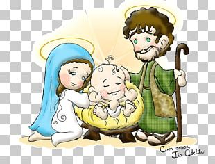 Nativity Scene Prayer Saint Child Nativity Of Jesus PNG
