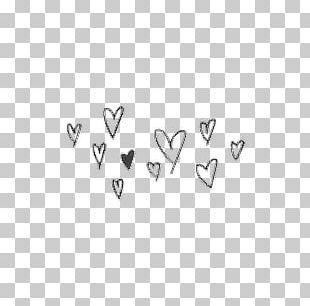 Vincent Drawing Doodle Heart PNG