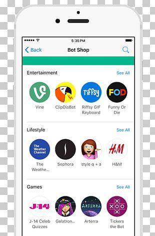 Kik Messenger Chatbot Messaging Apps Internet Bot PNG