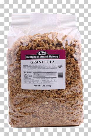 Muesli Breakfast Cereal Granola Food PNG