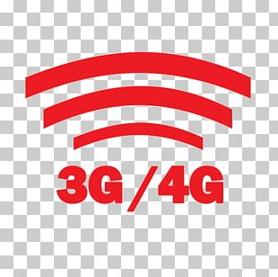 4G 3G Mobile Phones Internet Telecommunication PNG