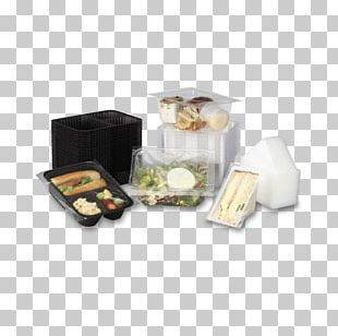 Box Plastic Take-out Packaging And Labeling Food PNG