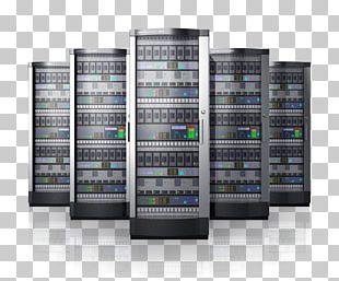 Data Center Computer Servers Cloud Computing Computer Network PNG