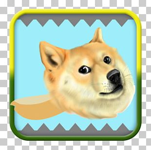 Finnish Spitz Don't Touch The Spikes Doge Jump Flying Game Slots PNG