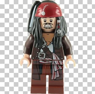 Jack Sparrow Lego Pirates Of The Caribbean: The Video Game Lego Minifigure PNG
