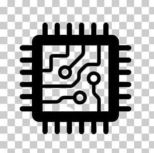 Integrated Circuits & Chips Central Processing Unit Computer Icons PNG