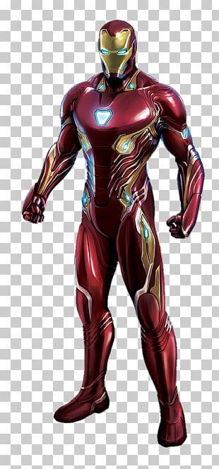 Iron Man Spider-Man Hulk Thanos Black Panther PNG