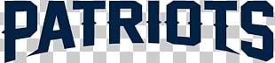 New England Patriots Logo Wordmark Font PNG