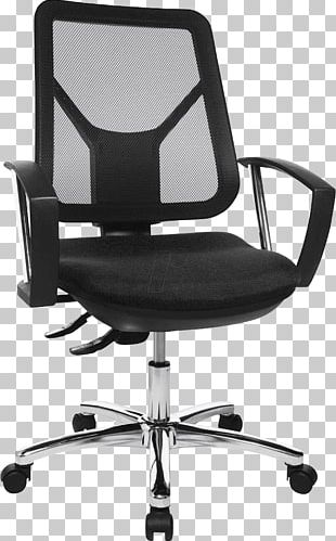 Office & Desk Chairs Swivel Chair Armrest Topstar GmbH PNG