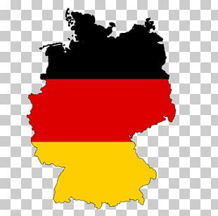 Flag Of Germany Map Flag Of Austria PNG