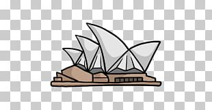 Sydney Opera House Illustration Computer Icons Drawing PNG