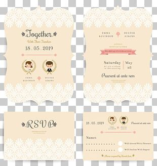 Wedding Invitation Marriage PNG