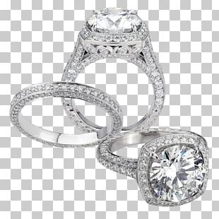 Engagement Ring Jewellery Wedding PNG