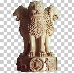 Sarnath Lion Capital Of Ashoka Pillars Of Ashoka State Emblem Of India Maurya Empire PNG
