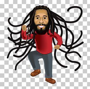 Ziggy Marley Emoji Rastafari Reggae Music PNG