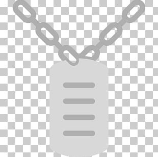Dog Tag Soldier Military Computer Icons PNG