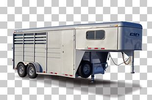 Horse & Livestock Trailers Drover Truck PNG