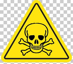 Poison Safety Sign PNG